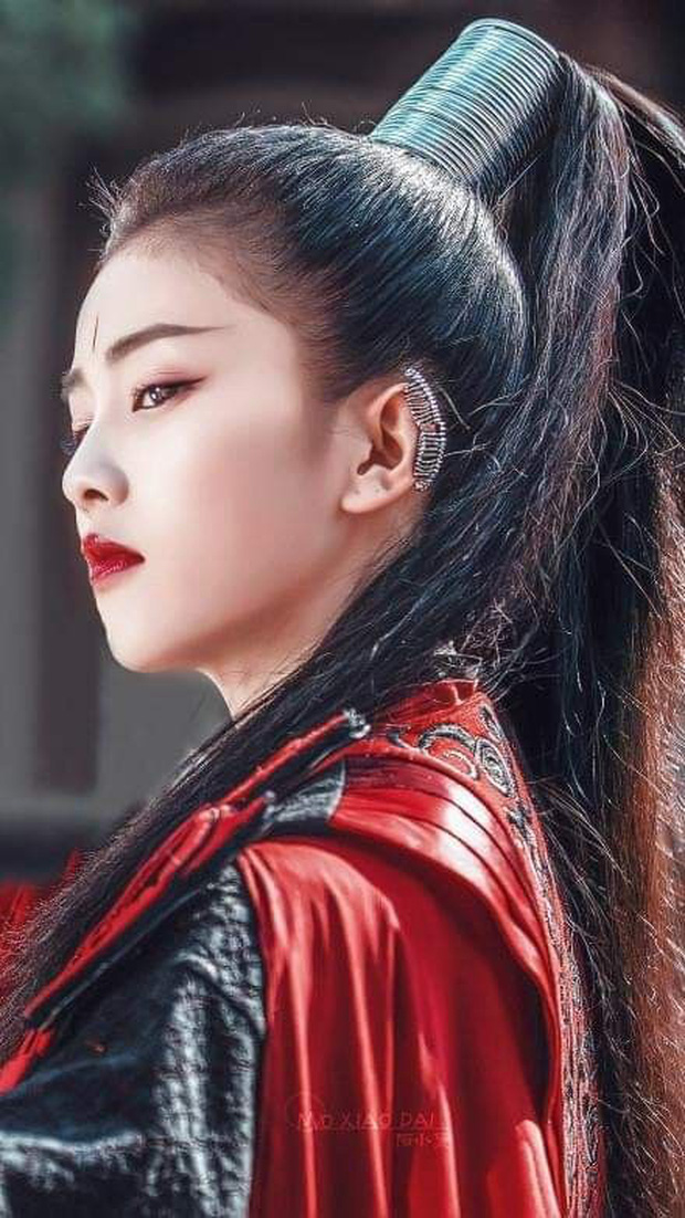 10 tạo hình cổ trang đẹp nhức nách của sao Hoa Ngữ 9x: Địch Lệ Nhiệt Ba thắng tuyệt đối, Dương Tử cũng thường thôi - Ảnh 19.
