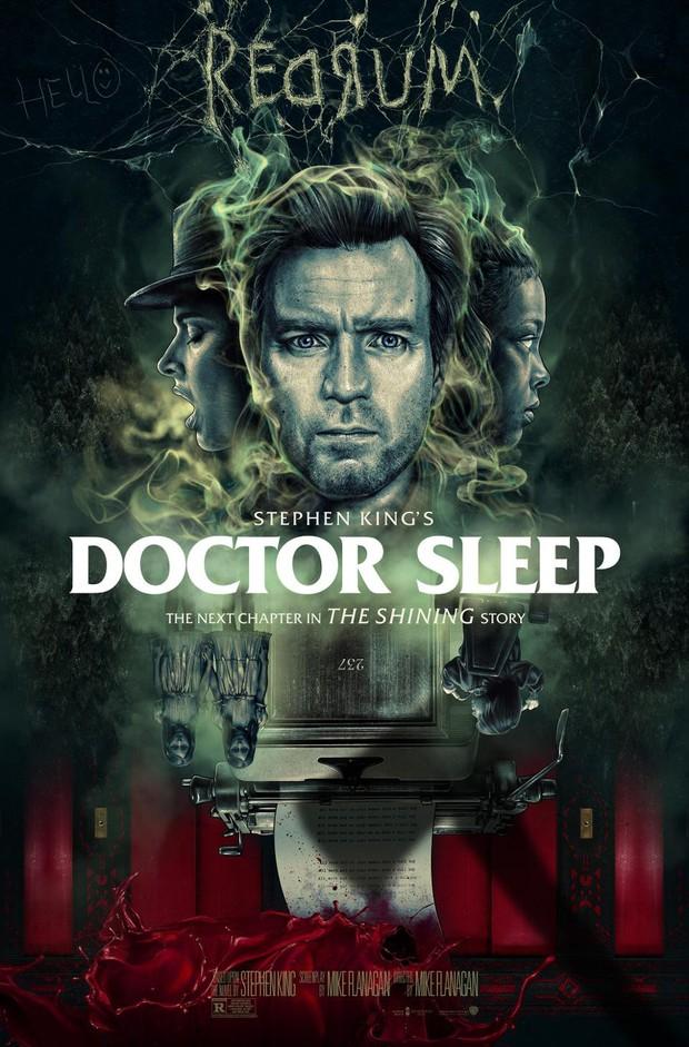 Tưởng IT 2 đã là trùm cuối, ai ngờ Doctor Sleep mới là phim kinh dị của Stephen King được khen nhiều nhất năm - Ảnh 2.