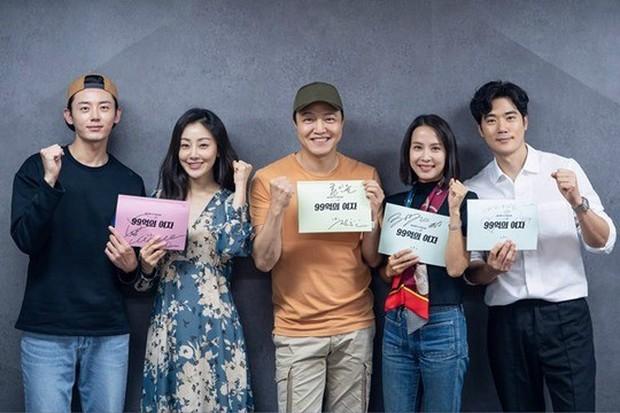 Đường đua phim Hàn tháng 11: Chị đại Ha Ji Won hứa hẹn so kè cực căng với dàn sao nam hùng hậu - Ảnh 21.