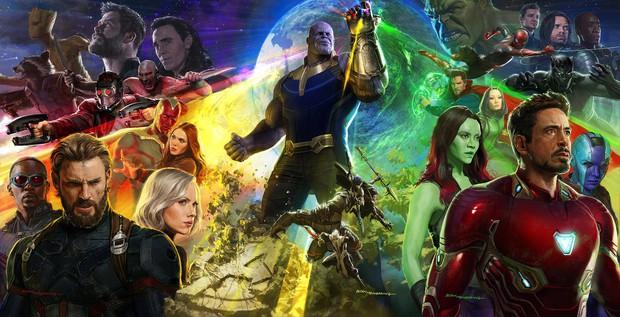 Tin siêu buồn: Phải 10 năm nữa fan Marvel mới được thưởng thức một kiệt tác như ENDGAME? - Ảnh 2.
