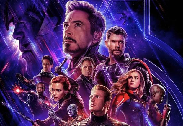 Tin siêu buồn: Phải 10 năm nữa fan Marvel mới được thưởng thức một kiệt tác như ENDGAME? - Ảnh 5.