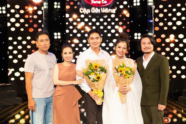 Cặp đôi vàng: Minh Luân - Phương Trinh Jolie bất ngờ rút lui trong đêm Bán kết - Ảnh 3.