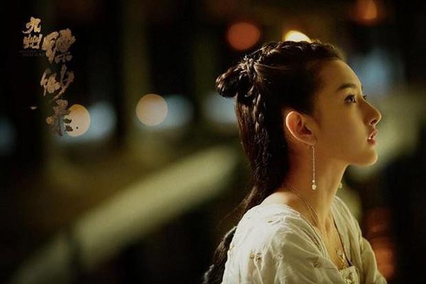 10 tạo hình cổ trang đẹp nhức nách của sao Hoa Ngữ 9x: Địch Lệ Nhiệt Ba thắng tuyệt đối, Dương Tử cũng thường thôi - Ảnh 8.