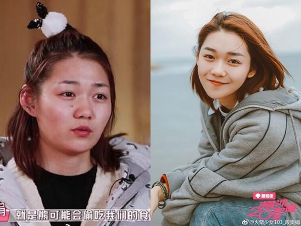 Lâm Tâm Như, Angela Baby, Địch Lệ Nhiệt Ba... khoe mặt ít son phấn trên show thực tế: Ai ấn tượng nhất? - Ảnh 16.
