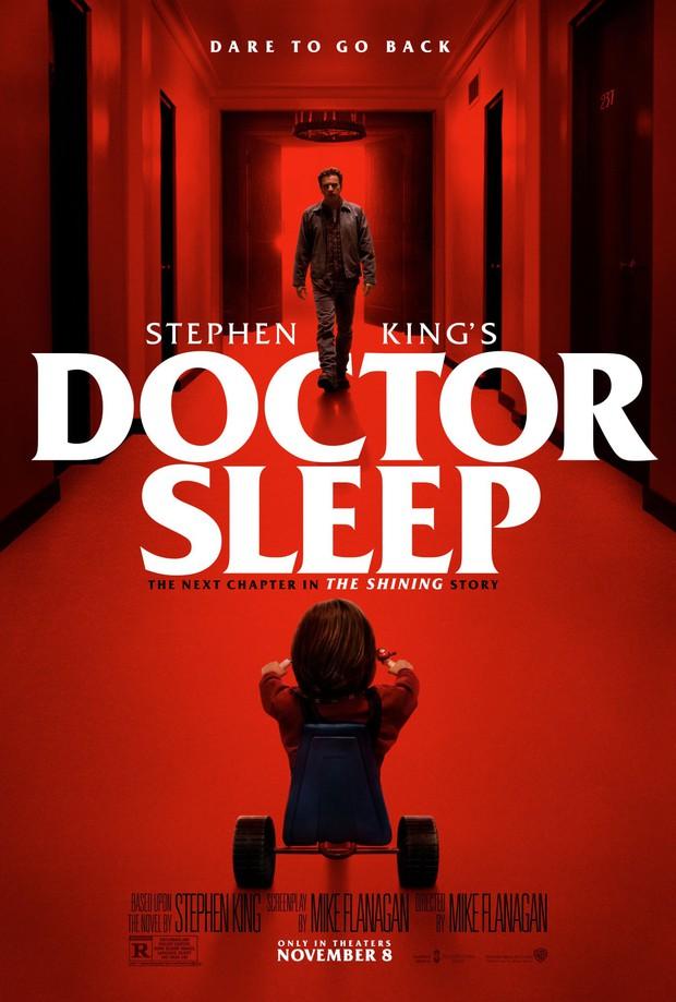 Tưởng IT 2 đã là trùm cuối, ai ngờ Doctor Sleep mới là phim kinh dị của Stephen King được khen nhiều nhất năm - Ảnh 1.