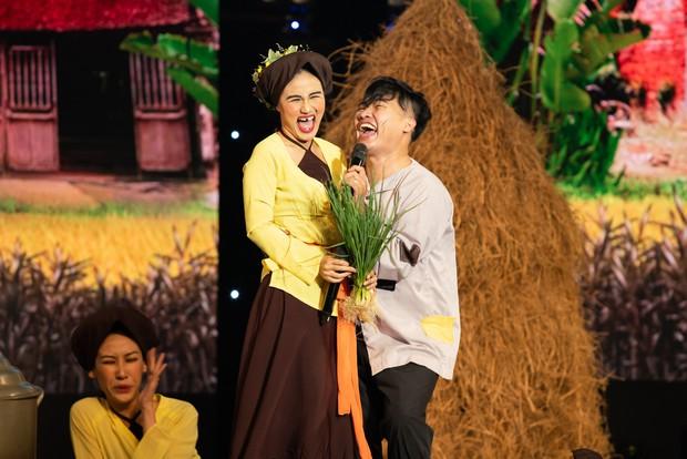 Cặp đôi vàng: Minh Luân - Phương Trinh Jolie bất ngờ rút lui trong đêm Bán kết - Ảnh 7.