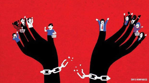 Người nghèo kiếm đâu tiền tỉ để trả cho việc trốn ra nước ngoài lao động trái phép? Đó là khi câu chuyện nô lệ thời hiện đại bắt đầu - Ảnh 7.