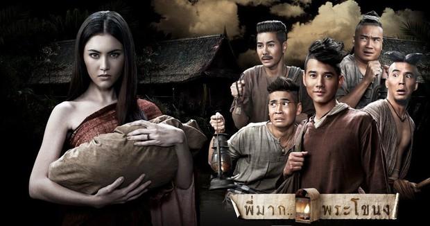 Thích gặp ma nhưng yếu bóng vía, xem ngay 4 phim kinh dị hài Thái Lan này cho đỡ sợ - Ảnh 1.