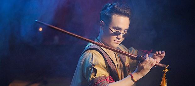 Makeup Halloween theo phong cách phim Việt: Có cả ma nữ kem trộn của Hoa Hồng Trên Ngực Trái - Ảnh 5.