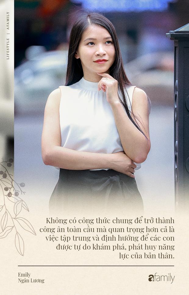 Emily Ngân Lương - Cô gái người Tày đỗ Tiến sĩ tại ĐH Birmingham của Anh ở tuổi vừa ngoài 30, được công nhận là một trong số ít công dân toàn cầu - Ảnh 11.