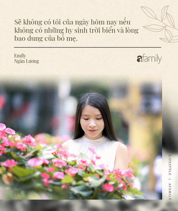 Emily Ngân Lương - Cô gái người Tày đỗ Tiến sĩ tại ĐH Birmingham của Anh ở tuổi vừa ngoài 30, được công nhận là một trong số ít công dân toàn cầu - Ảnh 3.