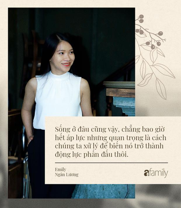 Emily Ngân Lương - Cô gái người Tày đỗ Tiến sĩ tại ĐH Birmingham của Anh ở tuổi vừa ngoài 30, được công nhận là một trong số ít công dân toàn cầu - Ảnh 5.