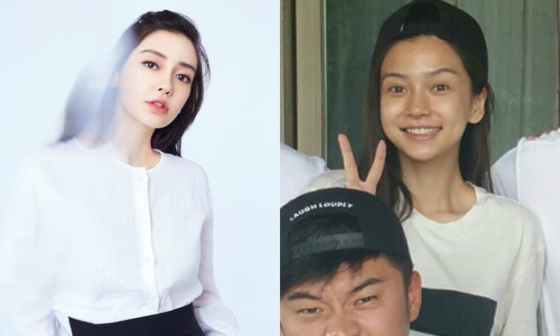 Lâm Tâm Như, Angela Baby, Địch Lệ Nhiệt Ba... khoe mặt ít son phấn trên show thực tế: Ai ấn tượng nhất? - Ảnh 2.
