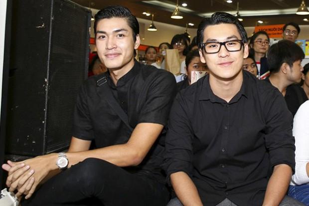 Xuất hiện hình ảnh Quang Đại mặc đồ đôi, bị fan bắt gặp vào khách sạn với Thiên Minh - hội mê trai đẹp lại được dịp đẩy thuyền  - Ảnh 6.
