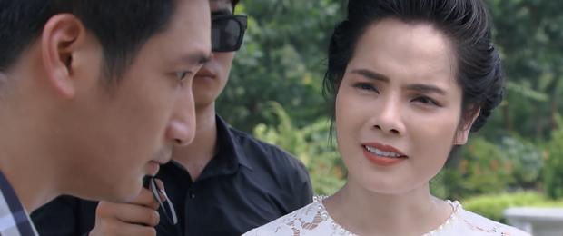 Preview Hoa Hồng Trên Ngực Trái tập 24: Bà Dung lật bài ngửa ngay mộ em gái, Thái ngỡ ngàng vì lầm tin kẻ thù - Ảnh 3.