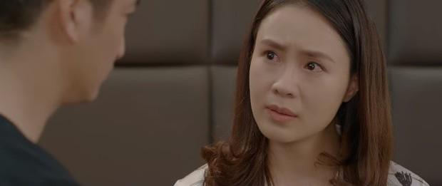 Preview Hoa Hồng Trên Ngực Trái tập 18: Khuê dọa tự tử nếu không được chia con, mẹ chồng bật khóc nói hai tiếng xin lỗi! - Ảnh 2.