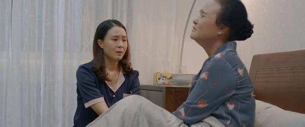Preview Hoa Hồng Trên Ngực Trái tập 18: Khuê dọa tự tử nếu không được chia con, mẹ chồng bật khóc nói hai tiếng xin lỗi! - Ảnh 4.