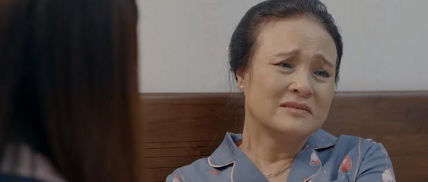 Preview Hoa Hồng Trên Ngực Trái tập 18: Khuê dọa tự tử nếu không được chia con, mẹ chồng bật khóc nói hai tiếng xin lỗi! - Ảnh 5.
