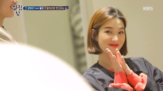Minhwan (F.T. Island) khiến dân mạng phát sốt vì phản ứng khi thấy vợ trẻ cắt tóc ngắn - Ảnh 2.