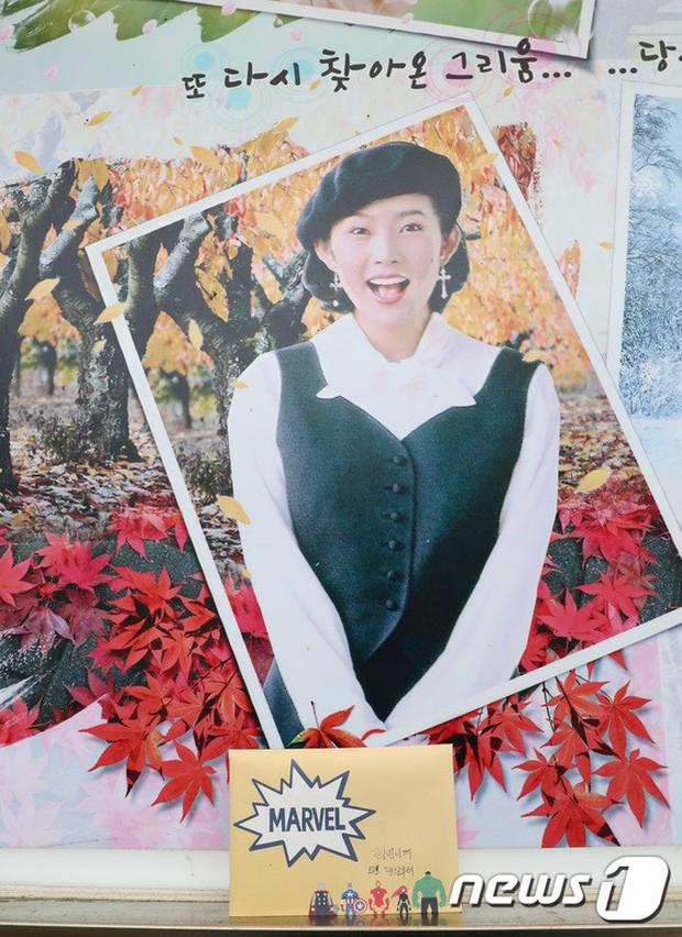 11 năm ngày Choi Jin Sil mất, con gái bật khóc viết tâm thư: Vì cuộc sống quá khắc nghiệt, con không thể nhớ về mẹ quá nhiều - Ảnh 3.