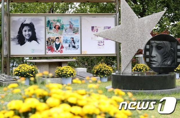11 năm ngày Choi Jin Sil mất, con gái bật khóc viết tâm thư: Vì cuộc sống quá khắc nghiệt, con không thể nhớ về mẹ quá nhiều - Ảnh 2.