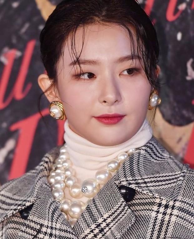 Cây đồ gây tranh cãi của Seulgi: người chê trông như thừa cân, kẻ ví giống bà thím nhà giàu - Ảnh 3.