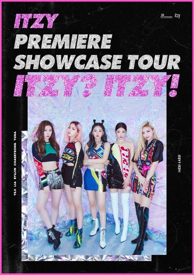 JYP và SM để ITZY, SuperM chạy tour khi số bài hát còn ít hơn cả BLACKPINK, phải chăng là học theo chiến lược của YG? - Ảnh 2.