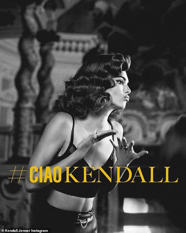 Đến ngất với bộ ảnh hậu trường của Kendall: Nude cũng không gây chú ý bằng ảnh cận mặt như tượng nữ thần Hy Lạp - Ảnh 10.