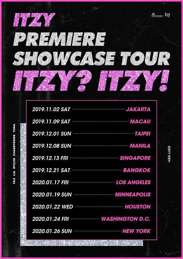 JYP và SM để ITZY, SuperM chạy tour khi số bài hát còn ít hơn cả BLACKPINK, phải chăng là học theo chiến lược của YG? - Ảnh 3.