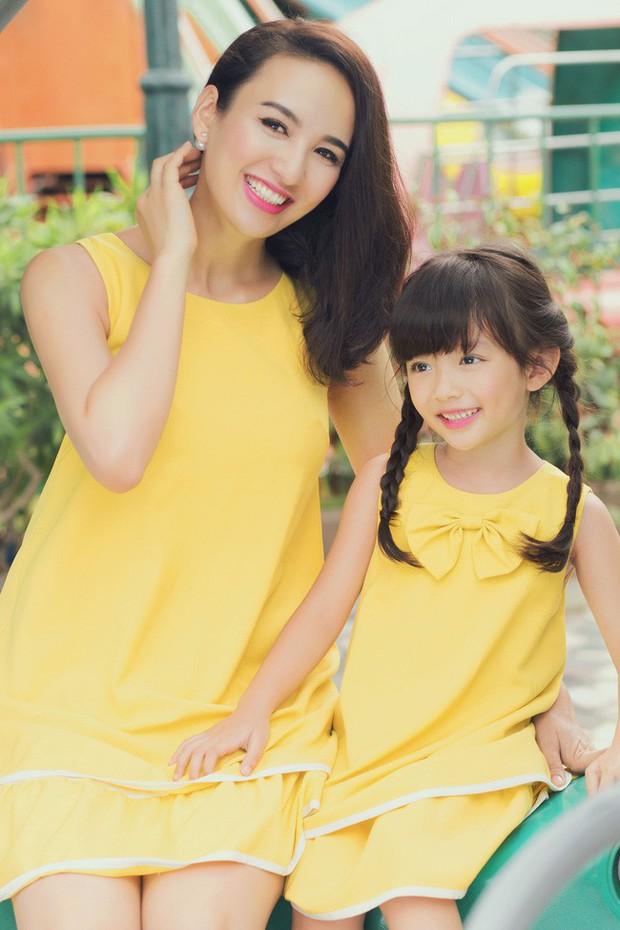 Hoa hậu Ngọc Diễm tiết lộ 5 nguyên tắc dạy con, số 5 không phải mẹ đơn thân nào cũng làm được - Ảnh 1.