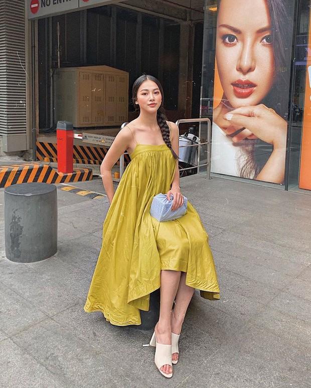 Rất chịu khó ăn diện nhưng Hoa hậu Phương Khánh lại đánh rớt điểm thanh lịch vì lỗi diện đồ phổ biến - Ảnh 1.