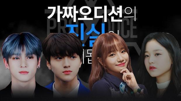 Điểm mặt những thần tượng bị netizen réo gọi trước nghi án Produce gian lận điểm vote - Ảnh 1.