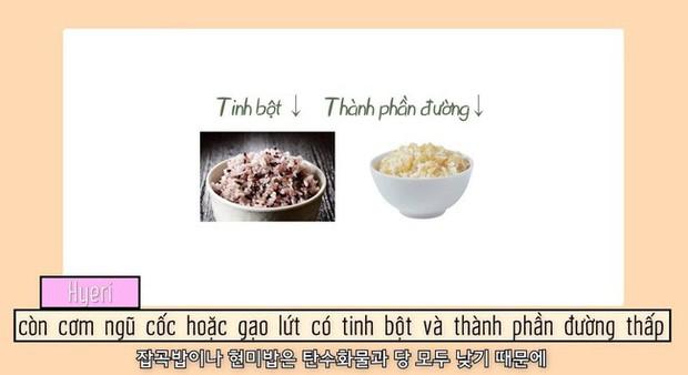 Bữa nào cũng ăn một bát cơm tím: Bí mật giảm cân giữ dáng của phái đẹp Hàn được chính cô nàng blogger xứ Kim Chi bật mí - Ảnh 11.