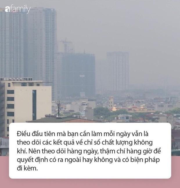 """""""Cơn mưa vàng"""" đẩy lùi màu tím của ô nhiễm không khí ở Hà Nội, mặc dù vậy đừng quên khuyến cáo từ chuyên gia! - Ảnh 3."""