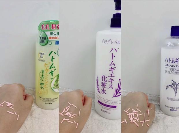 Thử 3 lọ lotion Nhật size khủng, bất ngờ khi sản phẩm được ưa chuộng nhất lại đứng bét về khả năng cấp ẩm - Ảnh 3.