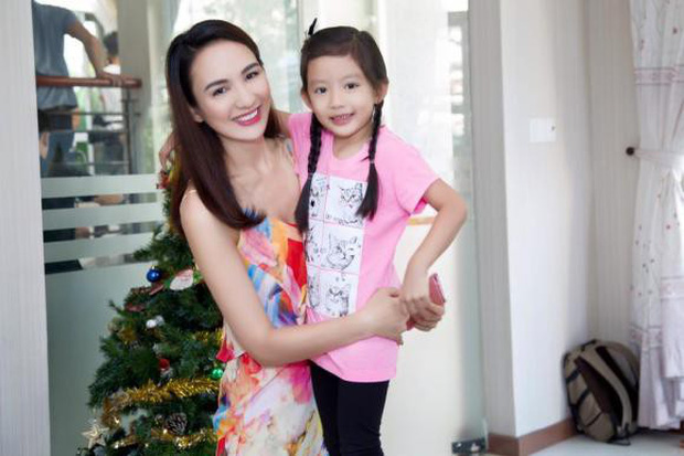 Hoa hậu Ngọc Diễm tiết lộ 5 nguyên tắc dạy con, số 5 không phải mẹ đơn thân nào cũng làm được - Ảnh 3.