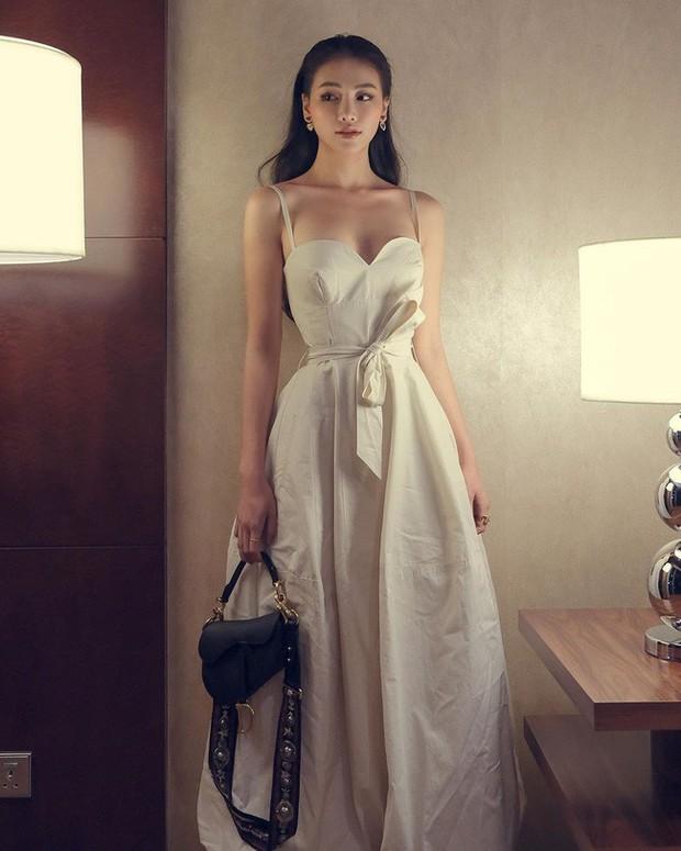 Rất chịu khó ăn diện nhưng Hoa hậu Phương Khánh lại đánh rớt điểm thanh lịch vì lỗi diện đồ phổ biến - Ảnh 3.
