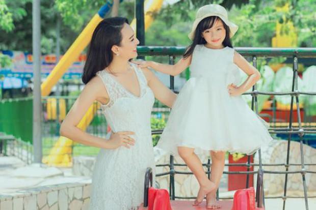 Hoa hậu Ngọc Diễm tiết lộ 5 nguyên tắc dạy con, số 5 không phải mẹ đơn thân nào cũng làm được - Ảnh 4.