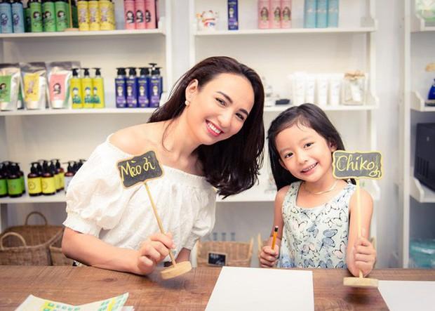 Hoa hậu Ngọc Diễm tiết lộ 5 nguyên tắc dạy con, số 5 không phải mẹ đơn thân nào cũng làm được - Ảnh 7.