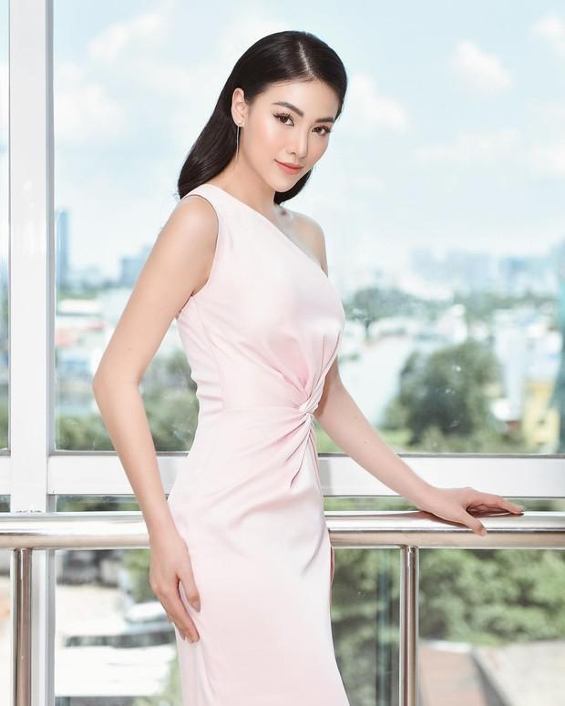 Rất chịu khó ăn diện nhưng Hoa hậu Phương Khánh lại đánh rớt điểm thanh lịch vì lỗi diện đồ phổ biến - Ảnh 7.