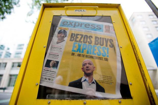 Nhìn lại những nấc thang 55 cuộc đời của tỷ phú Jeff Bezos: Từ gã bán sách bị Phố Wall mỉa mai đến vị trị số 1 chưa có người thay thế - Ảnh 9.