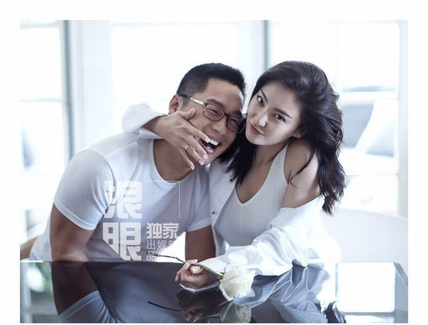 Truong Vu Ky: Betrayer Zhu Tin Three, two marriages cheated on both love and money and the scandal stabbed her husband Cbiz - Figure 11.