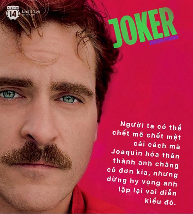 Joaquin Phoenix: Con đường nhọc nhằn từ đứa con của một gia đình đầy bi kịch, đến đỉnh cao chói sáng Hollywood - Ảnh 9.