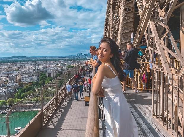Tưởng chỉ để sống ảo, giữa tháp Eiffel còn có cả nhà hàng và bí ẩn nhất là căn hộ khổng lồ nằm trên đỉnh - Ảnh 7.