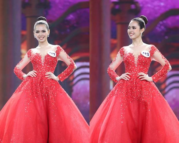 Top 5 Hoa hậu Hoàn vũ Việt Nam 2017 lên xe hoa, dàn mỹ nhân bưng tráp gây chú ý vì quá đỗi xinh đẹp - Ảnh 3.