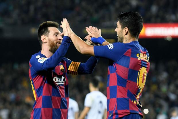 Messi tạo khoảnh khắc thiên tài, Barca đại thắng ở vòng 11 La Liga - Ảnh 9.