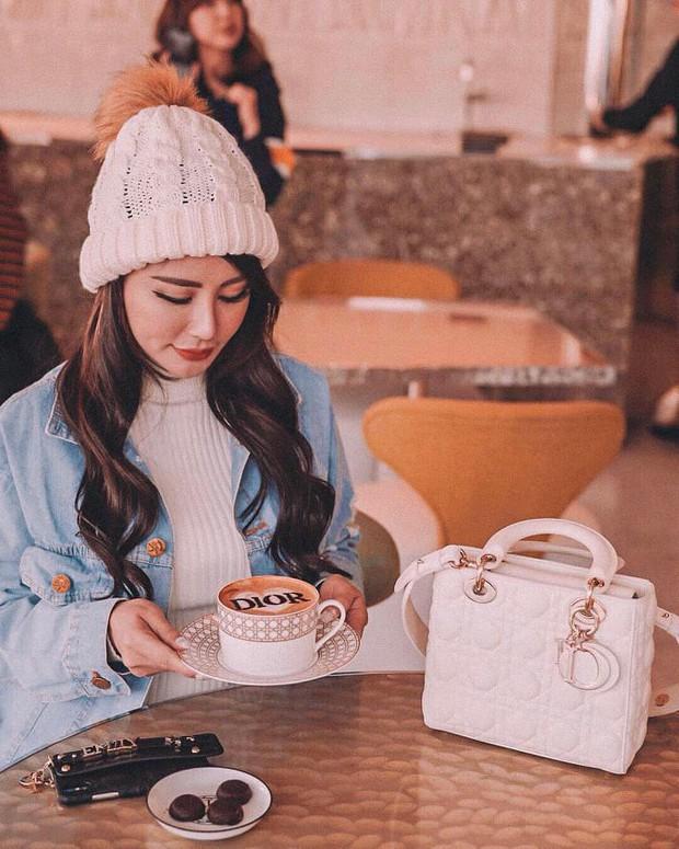HOT: Ít ai biết thương hiệu Dior xa xỉ lại mở 1 quán cafe giữa lòng Seoul, độ sang chảnh thì khỏi phải bàn cãi - Ảnh 10.