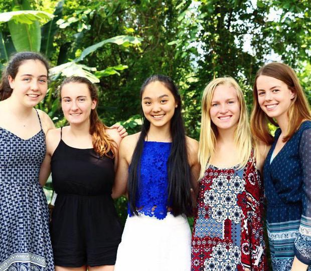 Ái nữ của Lý Liên Kiệt: Nhan sắc đỉnh cao, cùng lúc đỗ 3 trường Harvard, Princeton, Yale và rất nhiều thành tích khủng khác - Ảnh 5.