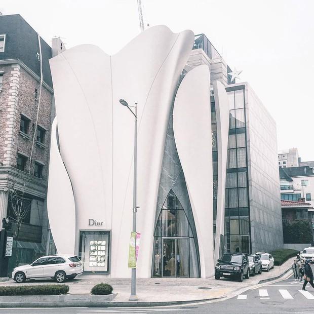 HOT: Ít ai biết thương hiệu Dior xa xỉ lại mở 1 quán cafe giữa lòng Seoul, độ sang chảnh thì khỏi phải bàn cãi - Ảnh 2.