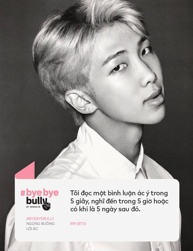 Bạn muốn tôi chết thật à?, Tôi cũng là con người, nhói lòng làm sao loạt phát ngôn của idol Kpop khi bị bình luận ác ý - Ảnh 2.